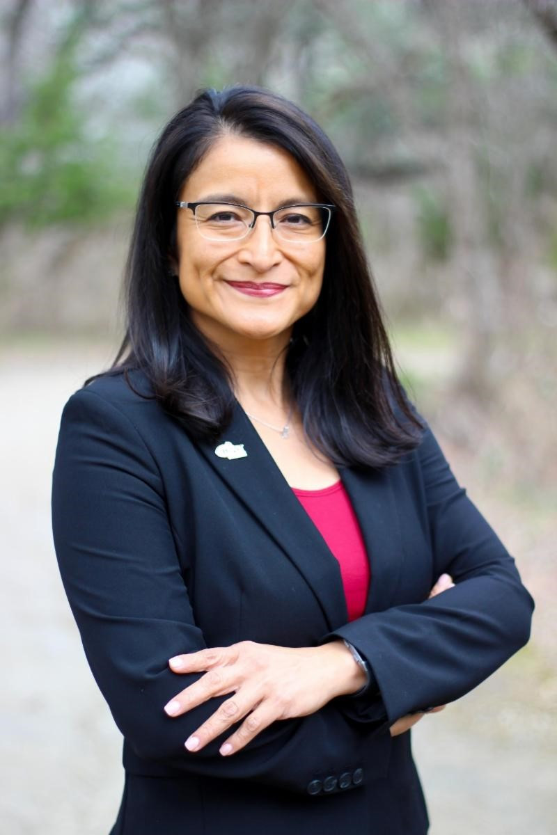 HWNT State Executive Director, Dora Trinidad-Campos