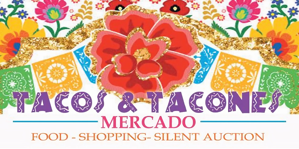 Tacos y Tacones Mercado 2019