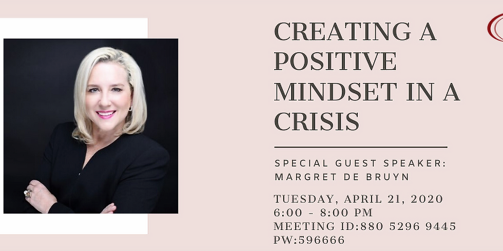 Creating a Positive Mindset in a Crisis