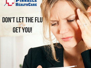 Don't Let The Flu Get YOU!