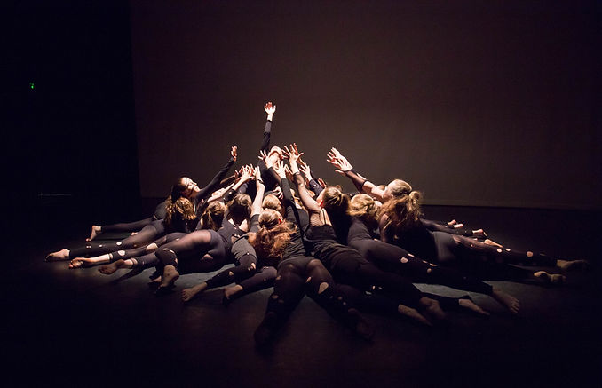 Contemporary dance can be danced to any style of music and combined with any other dance style to create new movement.