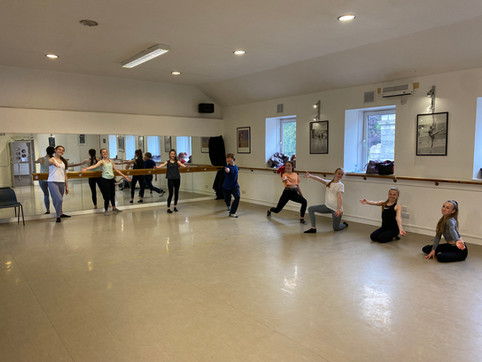 Dance Leadership 2021