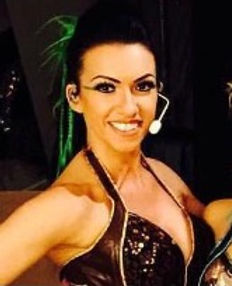 Holly Williamson, danscentre, Aberdeen