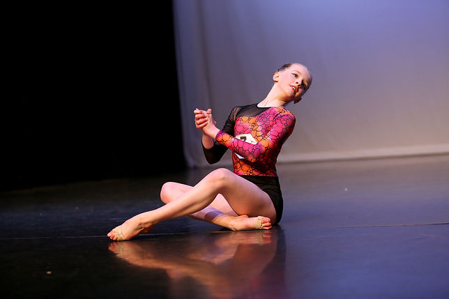 Daisy loves being a part of Danscentre, and the high quality of dance teaching she receives makes the considerable journey from Montrose worthwhile!