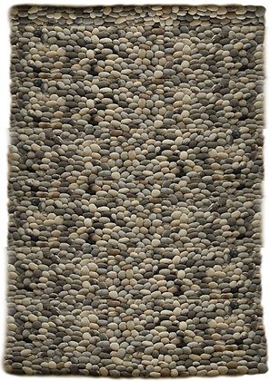 Rock To Me Stone Rug Beige/Brown
