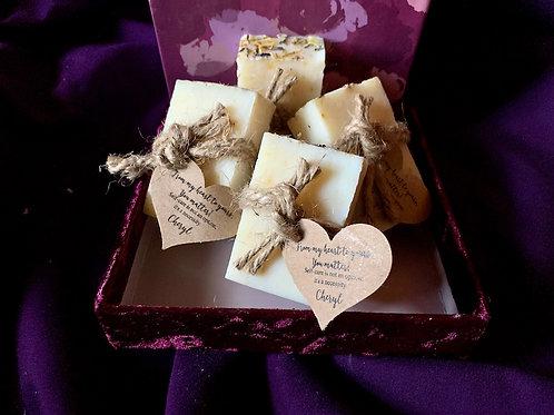 YOU Matter! Natural Lavender Herbs Soap