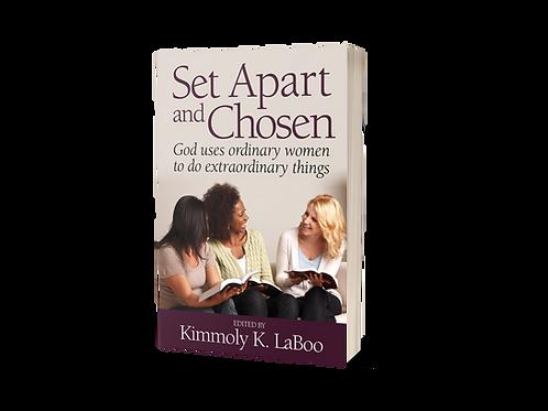 Set Apart and Chosen