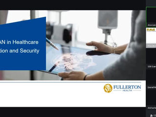 SD-WAN in Healthcare, Adoption and Security