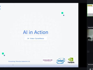 AI in Action - Physical site security