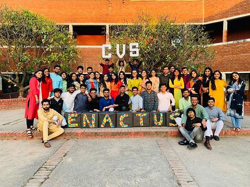 Enactus India National Convention 2020 C
