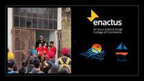 Runner up Semi Finalist- Sri Guru Gobind Singh College of Commerc