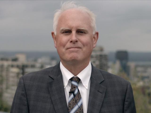 Brian McHattie for Mayor