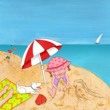 ח-חוף הים. א-ב ישראל. EKS Publishing