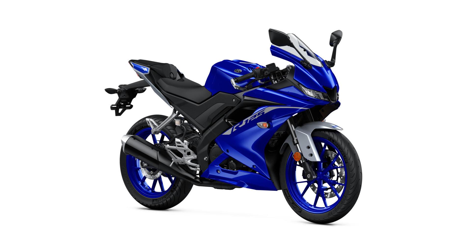 YZF-R125 Icon Blue