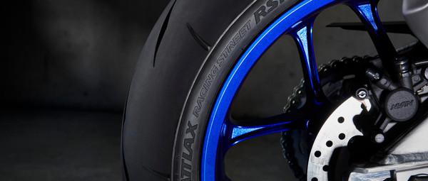 Nyeste Bridgestone Battlax RS11 dekk