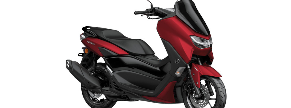 NMAX 125 Anodized Red