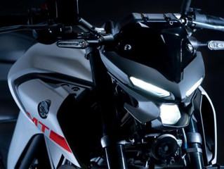 Yamaha MT-03 - 2020