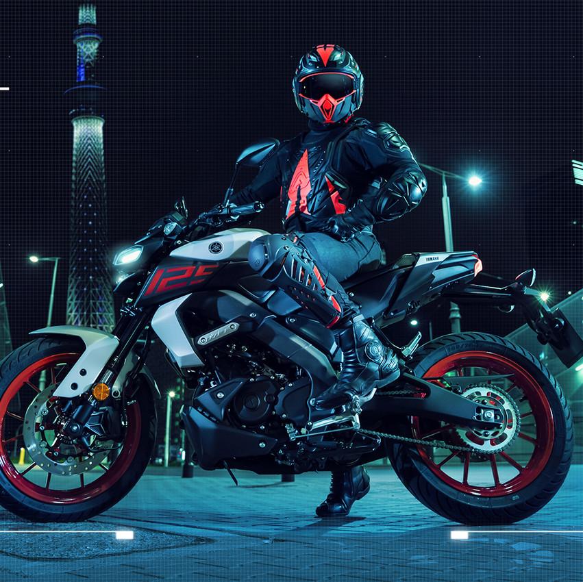 Yamaha MT-125, 2020, Yamaha Oslo