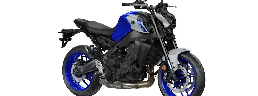 MT-09 Icon Blue
