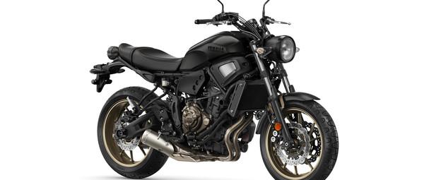 XSR700 Tech Black
