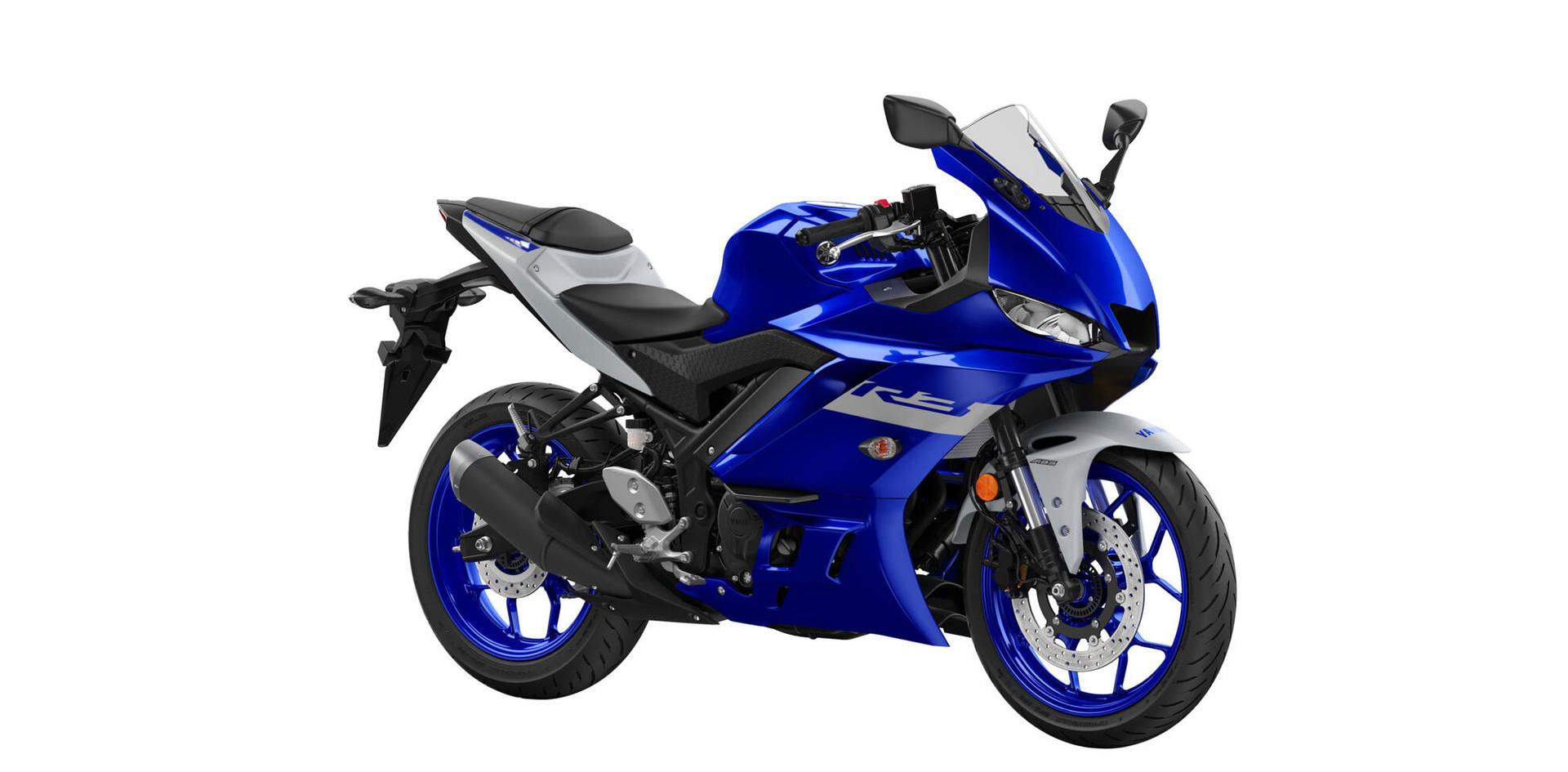 YZF-R3 Icon Blue
