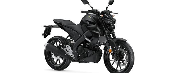 MT-125 Tech Black