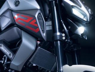 Nye Yamaha MT-125!
