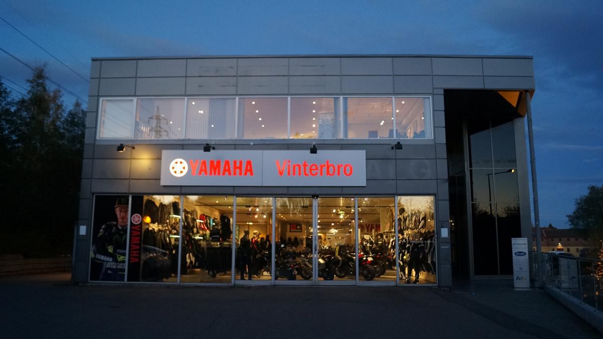 Yamaha Vinterbro u2013 din Yamaha og Dainese forhandler i Oslo