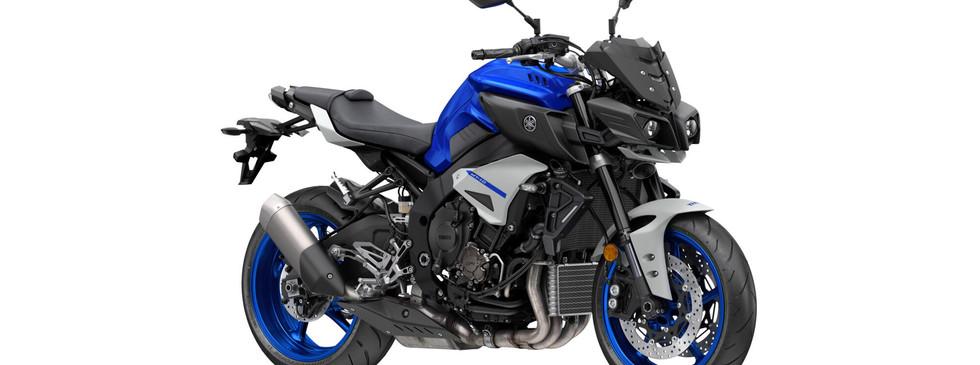 MT-10 Icon Blue
