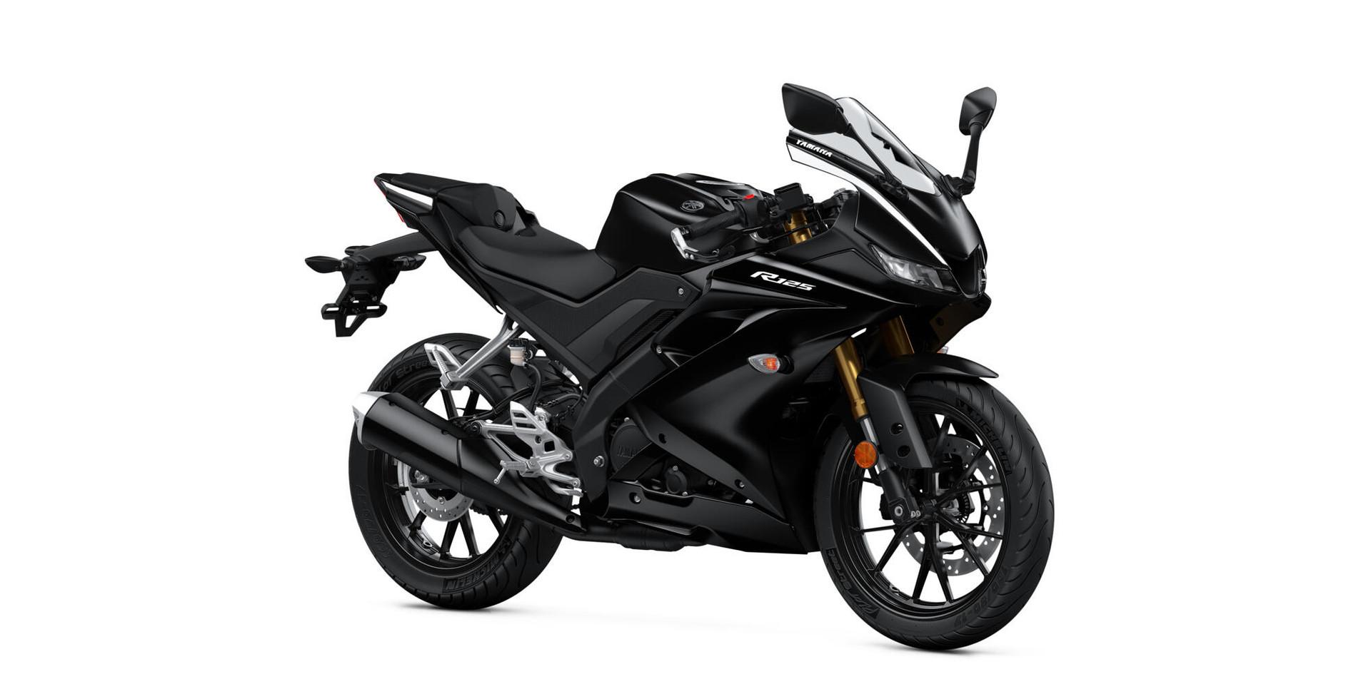 YZF-R125 Tech Black