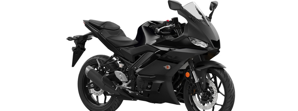 YZF-R3 Midnight Black