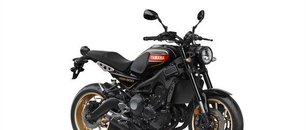 XSR900 80 Black