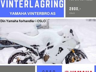 Vinterlagring