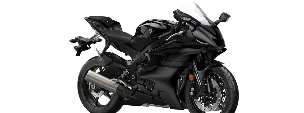 YZF-R6 Midnight Black