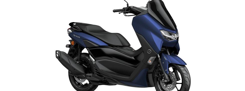 NMAX 125 Phantom Blue