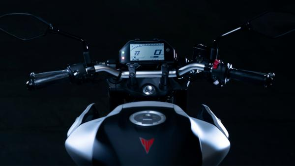 Yamaha  MT-03, 2020, Yamaha Oslo