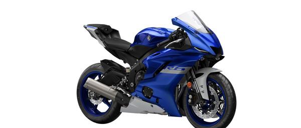 R6 RACE Icon Blue