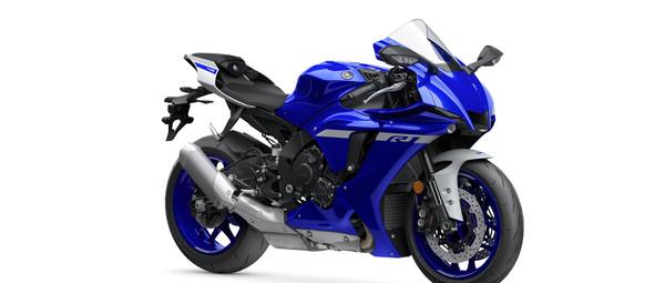 YZF-R1 Icon Blue