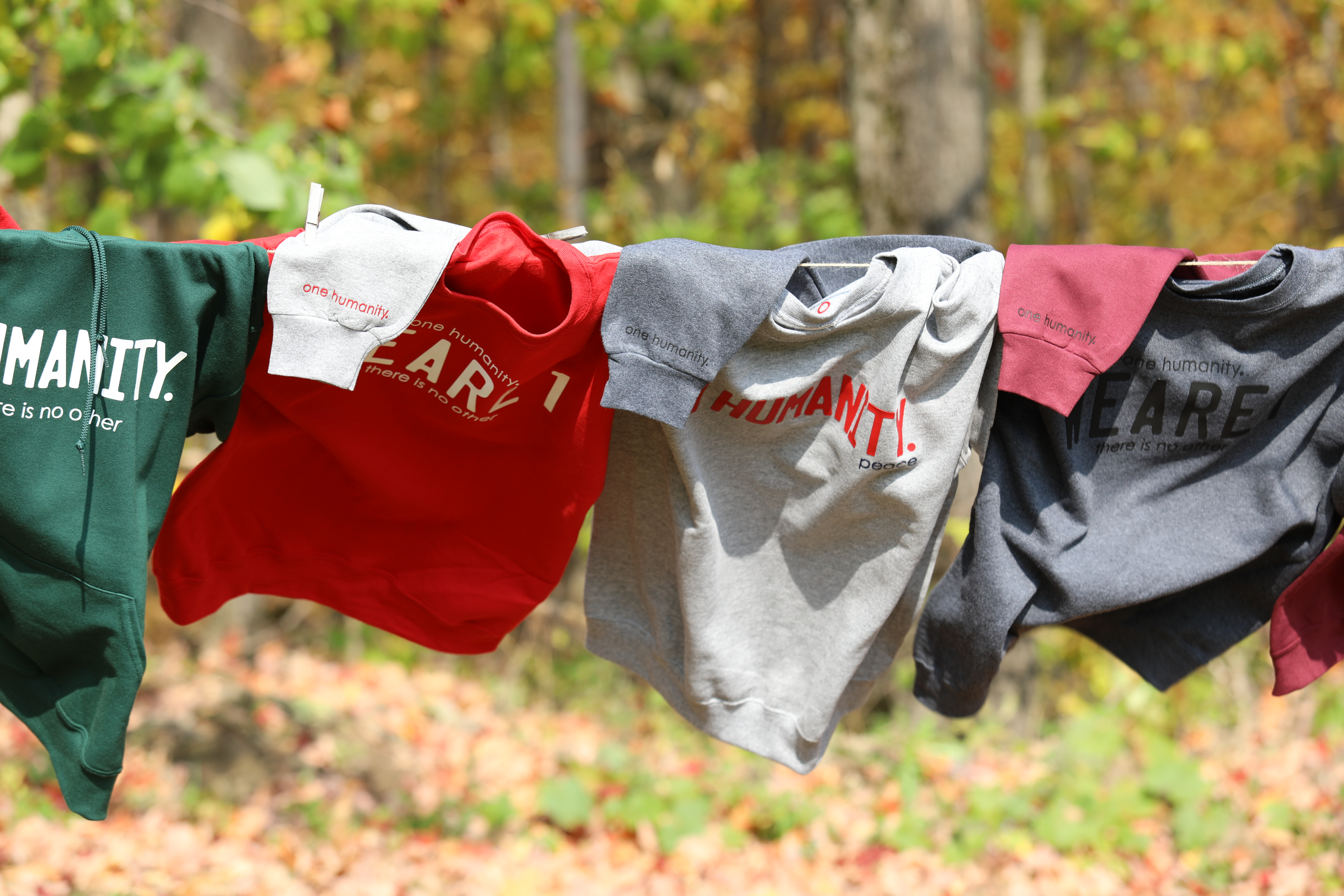 Clothing that gives back