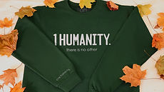 One Humanity Crewneck Sweatshirt