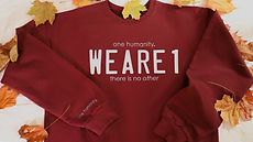 We Are One Crewneck Sweatshirt