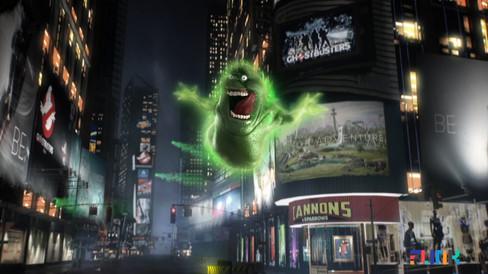 Heide Park Ghostbusters