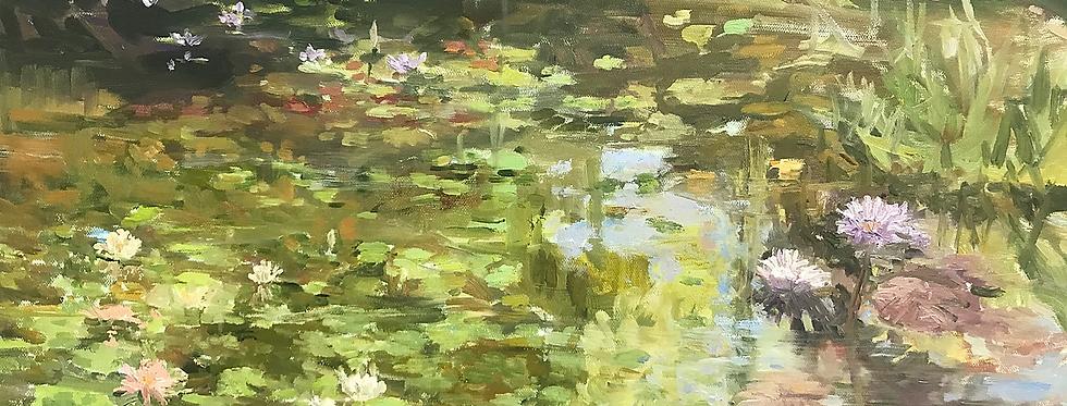 Lily Pad, Mckee Gardens