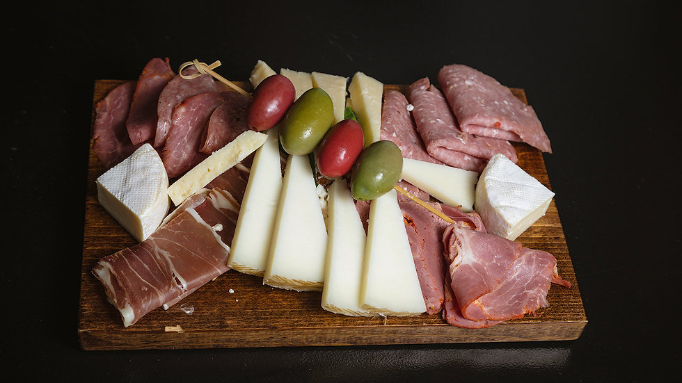 The Light Trot Charcuterie Board