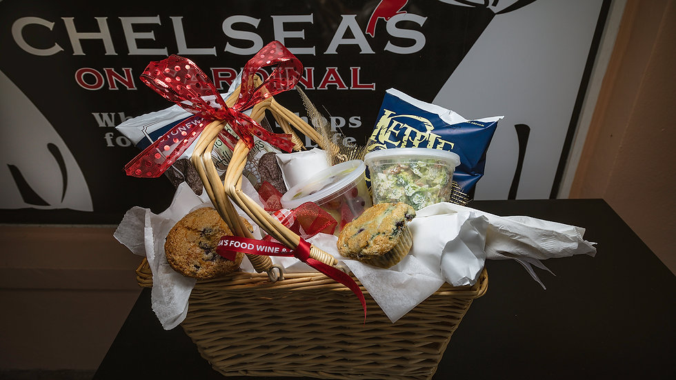 The Presidential Basket