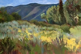 Sagebrush and Goldnrod