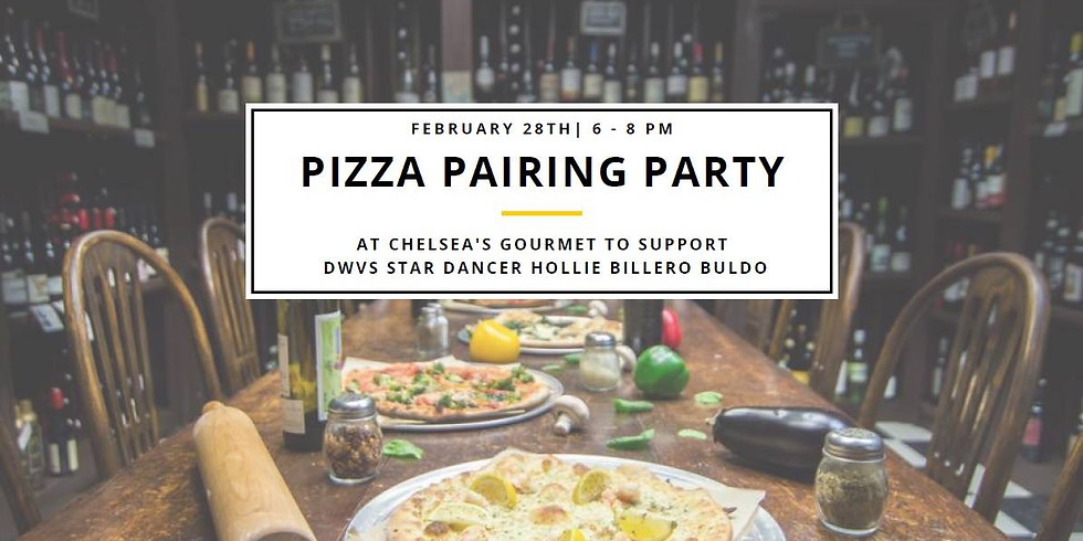Pizza Pairing Party - February 28th