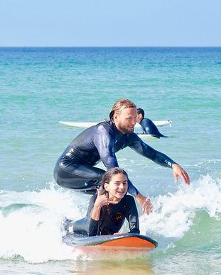 Surf camp ados Lacanau