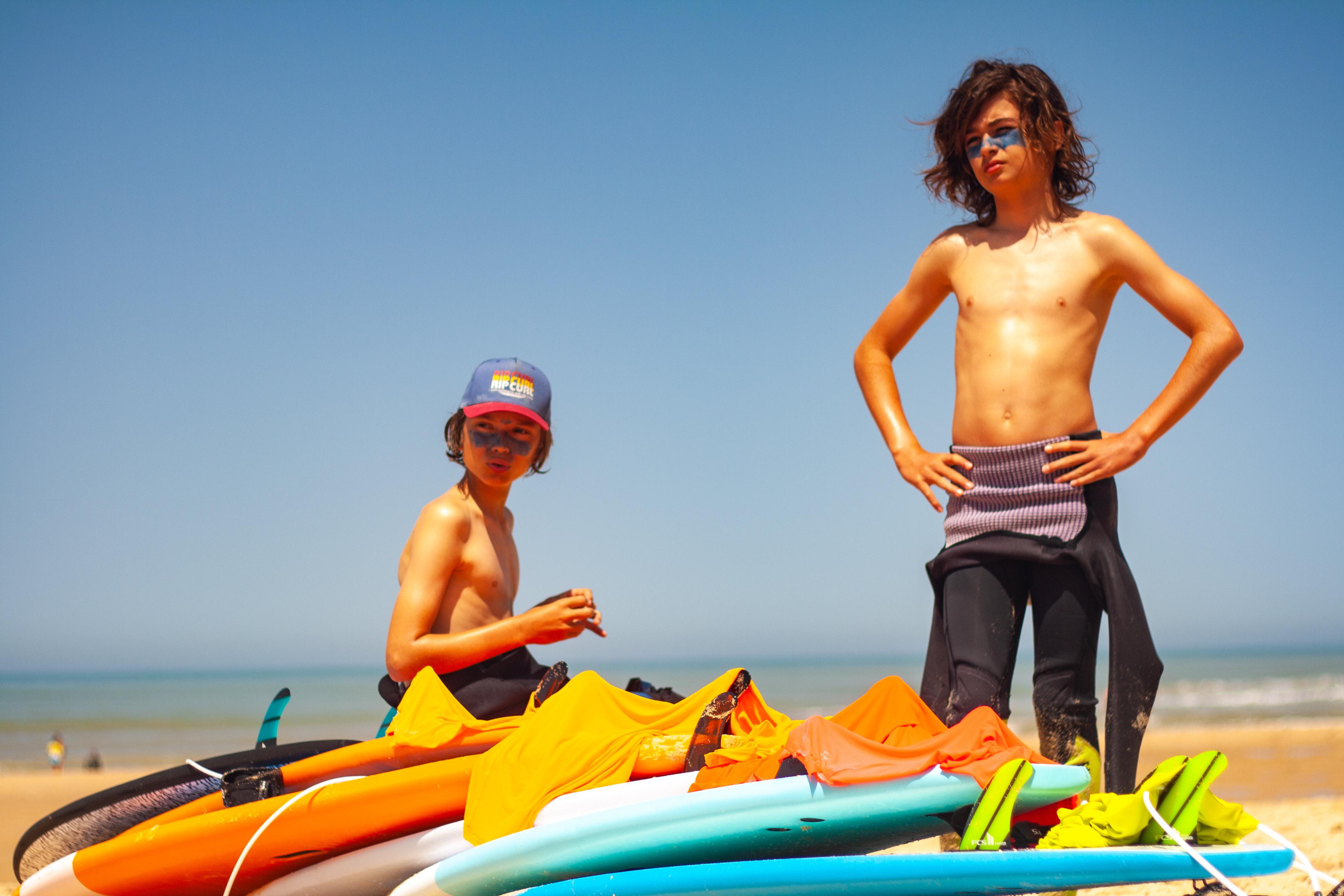 SURFGUIDE LACANAU - JUILLET 2020 (55 sur