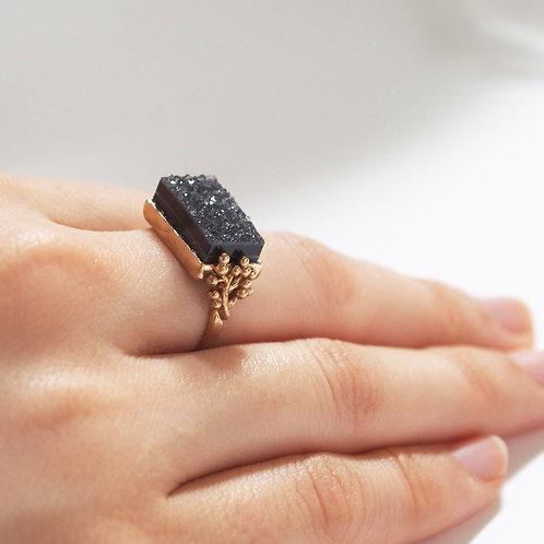geode onix ring